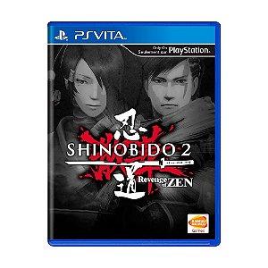 Jogo Shinobido 2: Revenge of Zen - PS Vita
