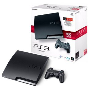 Console PlayStation 3 Slim 160GB - Sony