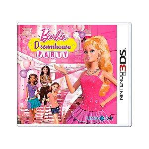 Jogo Barbie: Dreamhouse Party - 3DS