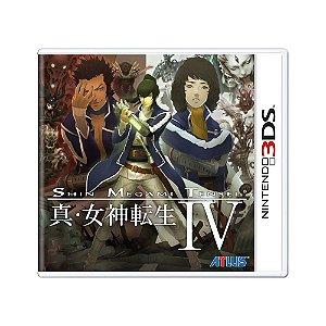 Jogo Shin Megami Tensei IV - 3DS