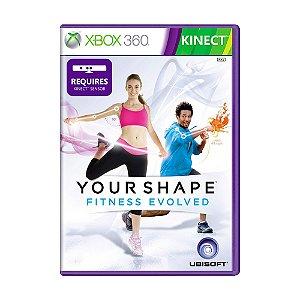 Jogo Your Shape Fitness Evolved - Xbox 360 [Europeu]