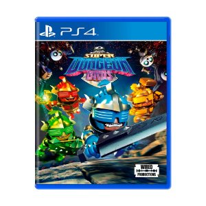 Jogo Super Dungeon Bros - PS4