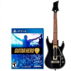 Jogo Guitar Hero: Live - PS4