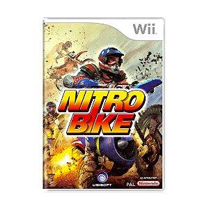 Jogo Nitrobike - Wii