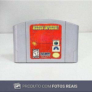 Jogo Mission: Impossible - N64