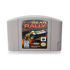 Jogo Top Gear Rally - N64