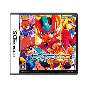 Jogo Megaman ZX - DS [Japonês]
