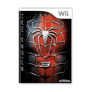 Jogo Spider-Man 3 - Wii