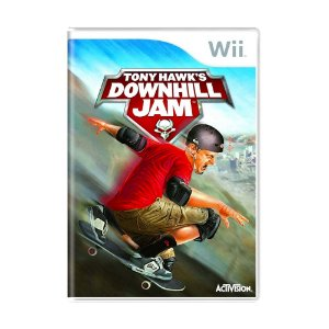 Jogo Tony Hawk's Downhill Jam - Wii
