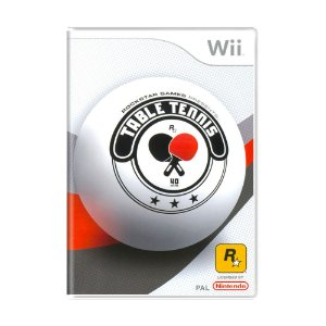Jogo Table Tennis - Wii