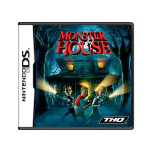 Jogo Monster House - DS