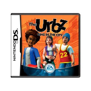 Jogo The Urbz: Sims in the City - DS