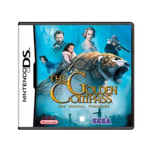 Jogo The Golden Compass - DS