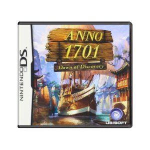 Jogo Anno 1701: Dawn of Discovery - DS