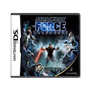 Jogo Star Wars: The Force Unleashed - DS