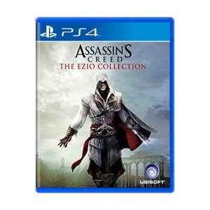 Jogo Assassin's: Creed The Ezio Collection - PS4