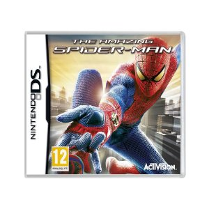 Jogo The Amazing Spider-Man - DS