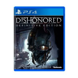 Jogo Dishonred: Definitive Edition - PS4