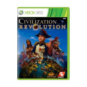 Jogo Sid Meier's Civilization Revolution - Xbox 360