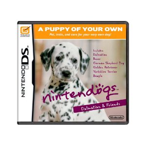 Jogo Nintendogs: Dalmatian & Friends - DS