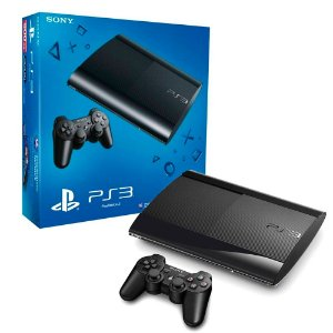 Console PlayStation 3 Super Slim 250GB - Sony