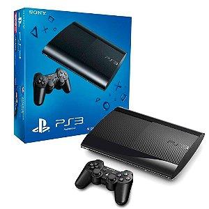 Console PlayStation 3 Super Slim 250GB - Sony