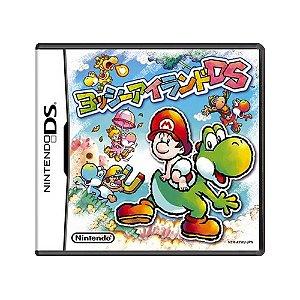 Jogo Yoshi's Island - DS (Japonês)