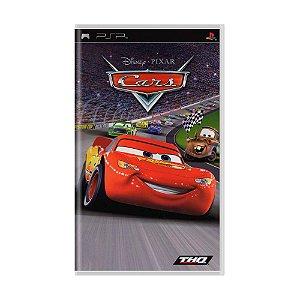 Jogo Cars - PSP