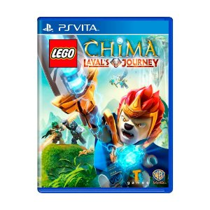 Jogo LEGO Legends of Chima: Laval's Journey - PS Vita