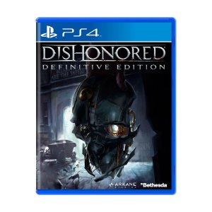 Jogo Dishonored Definitive Edition - PS4
