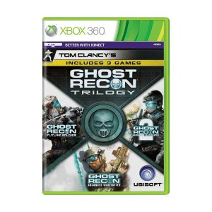 Jogo Ghost Recon: Trilogy - Xbox 360