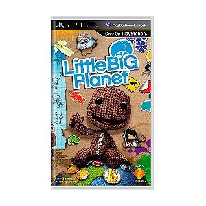 Jogo LittleBigPlanet - PSP