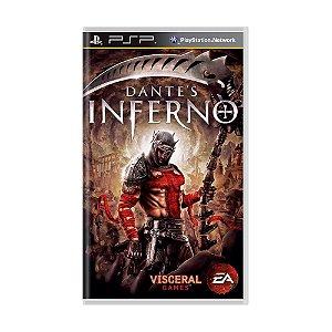 Jogo Dante's Inferno - PSP