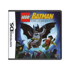 Jogo LEGO Batman: The Video Game - DS