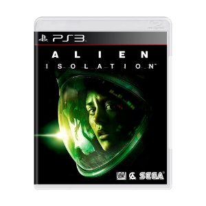 Jogo Alien Isolation: Nostromo Edition - PS3