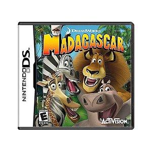 Jogo Madagascar - DS