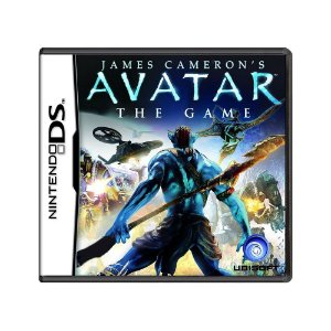 Jogo Avatar The Game - DS