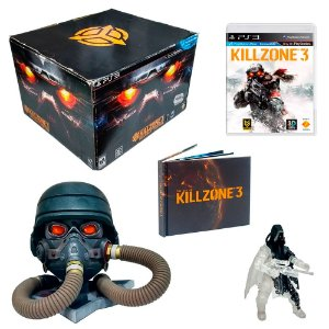 Jogo Killzone 3 (Helghast Edition) - PS3