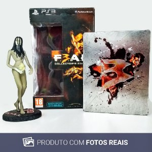 Jogo F.E.A.R. 3 (Collector's Edition) - PS3