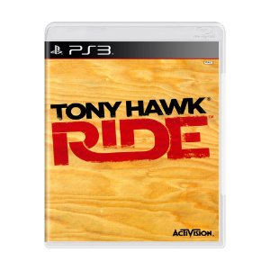 Jogo Tony Hawk: Ride - PS3