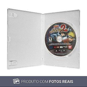 Jogo Naruto Shippuden: Ultimate Ninja Storm 2 - PS3 (Sem Capa)
