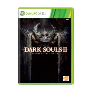 Jogo Dark Souls II: Scholar of the First Sin - Xbox 360