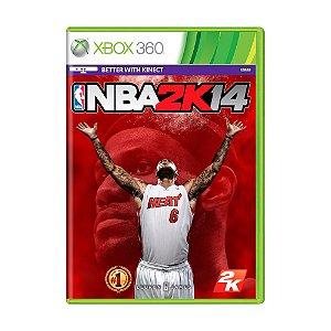 Jogo NBA 2K14 - Xbox 360