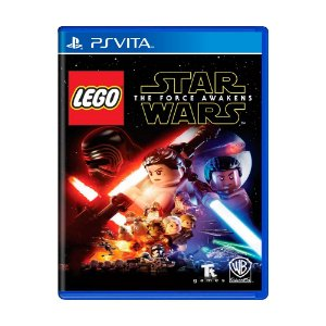 Jogo LEGO Star Wars: The Force Awakens - PS Vita