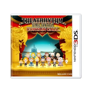 Jogo Theatrhythm Final Fantasy: Curtain Call - 3DS