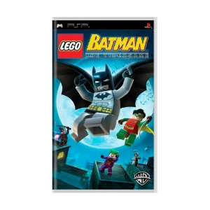 Jogo LEGO Batman: The Videogame - PSP