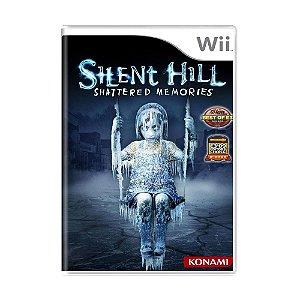 Jogo Silent Hill: Shattered Memories - Wii