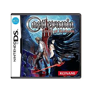 Jogo Castlevania: Order of Ecclesia - DS