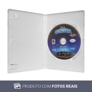 Jogo Disney Universe - PS3 (Sem Capa)