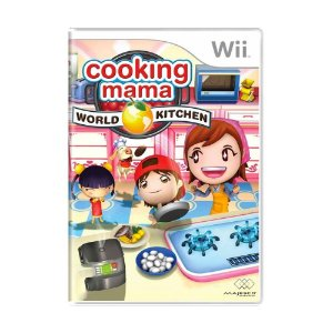 Jogo Cooking Mama: World Kitchen - Wii